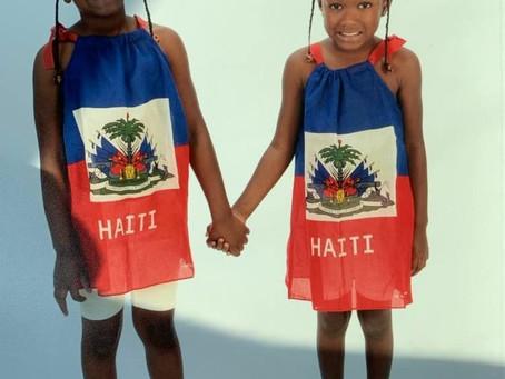 HAY Online | Haitian-American girls representing their Haitian Heritage this Month