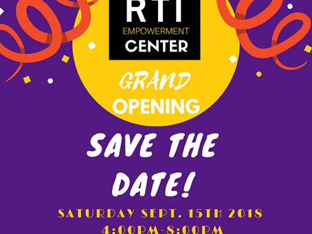 HAY Online News: Revolution To Inspire Empowerment Center (RTIEC) Grand Opening