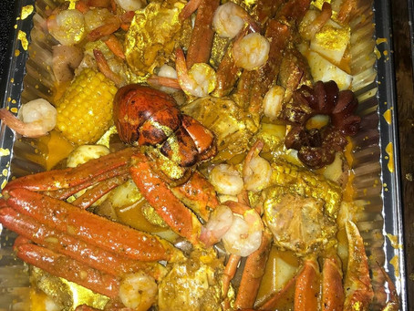 HAY Online Lunch Ideas | Berrie Berries Seafood Boil( @bbbseafood ) | HAY Online