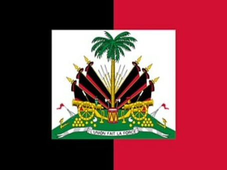 HAY Online | Haitian flag I personally love, Such History HAY Online