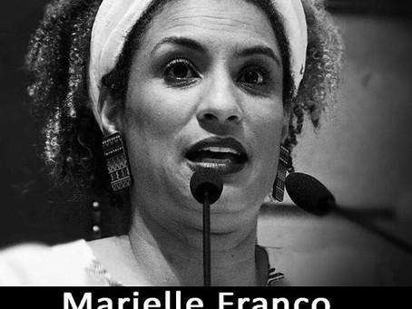 HAY Online News: RIP Marielle Franco, Afro-Brazilian Activist Shot 14 Times
