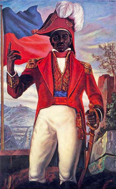 Jean Jacques Dessalines - Haitian Revolutionary