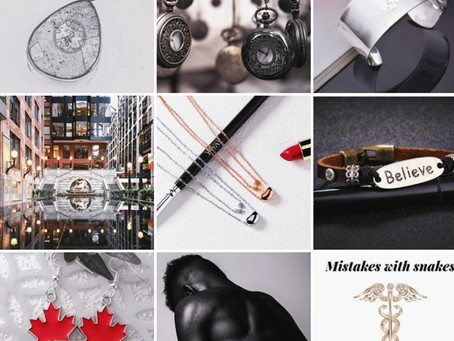Fashion Forward Fridays: Sofiancy Elegant Medical ID Jewelry Website Is Coming