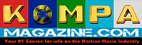 Kompa Magazine - Haitian Pubblications