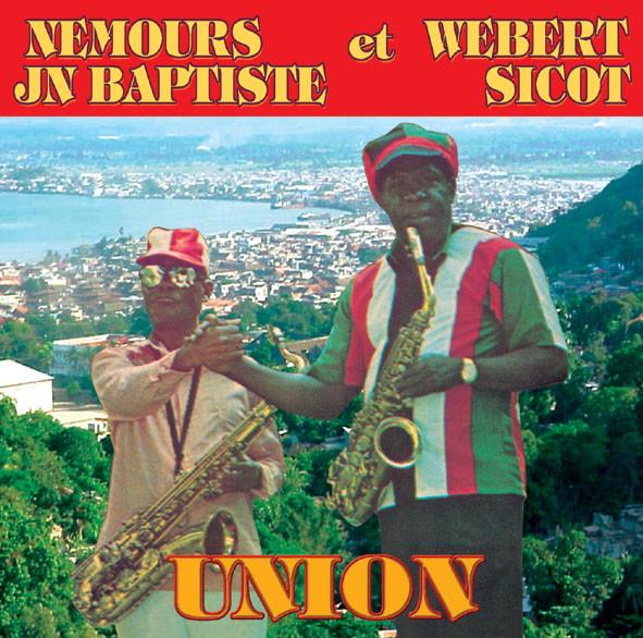 Nemours Jean Baptiste and Webert Sicot Reunite from antilles-mizik.com