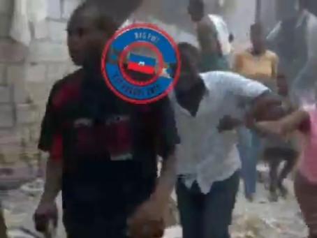 HAY Online News: Haiti Earthquake Magnitude 5.9 hit Haiti October 6th, 2018 footage by Street Media