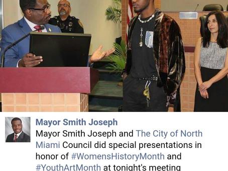 HAY Online Search: North Miami Florida Mayor, Dr. Smith Joseph, DO