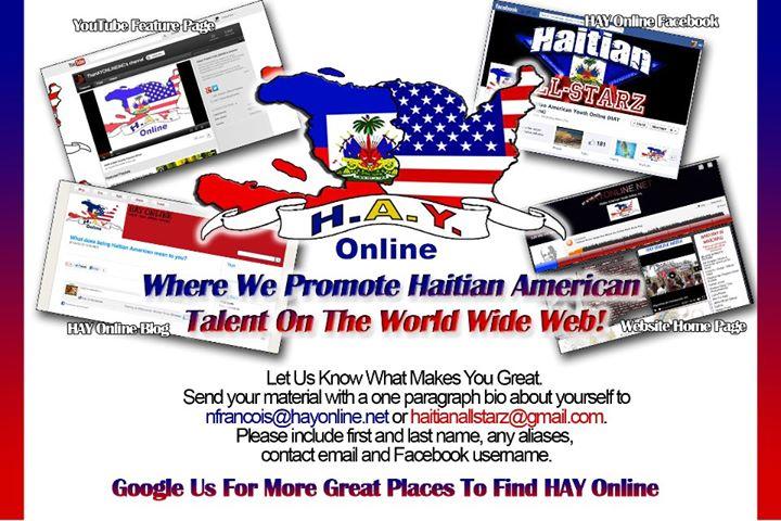 Haitian American Youth Online Media HAY Online Media.jpg