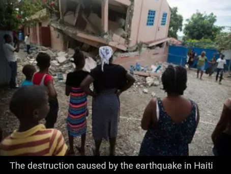 Haitian American Youth Online News (HAY Online News): Haiti rattled by several aftershocks - Jamaica
