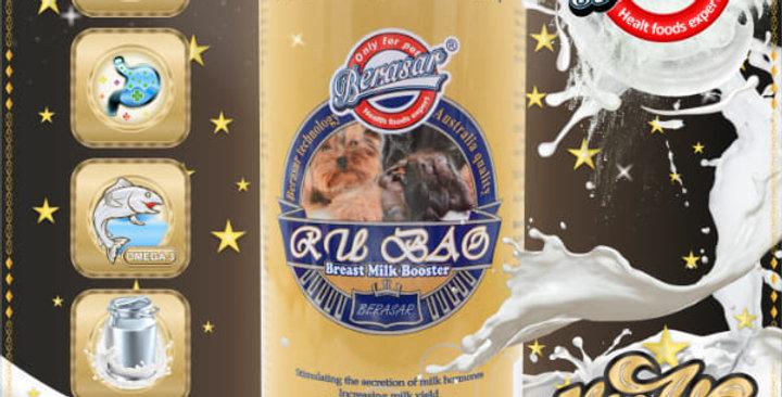 Усилитель грудного молока беременных и кормящих собак 400 гр Berasar