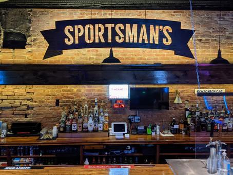 Sportsman's Online Store is Online!