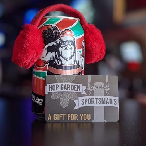 Sportsman's / Hop Garden Gift Cards