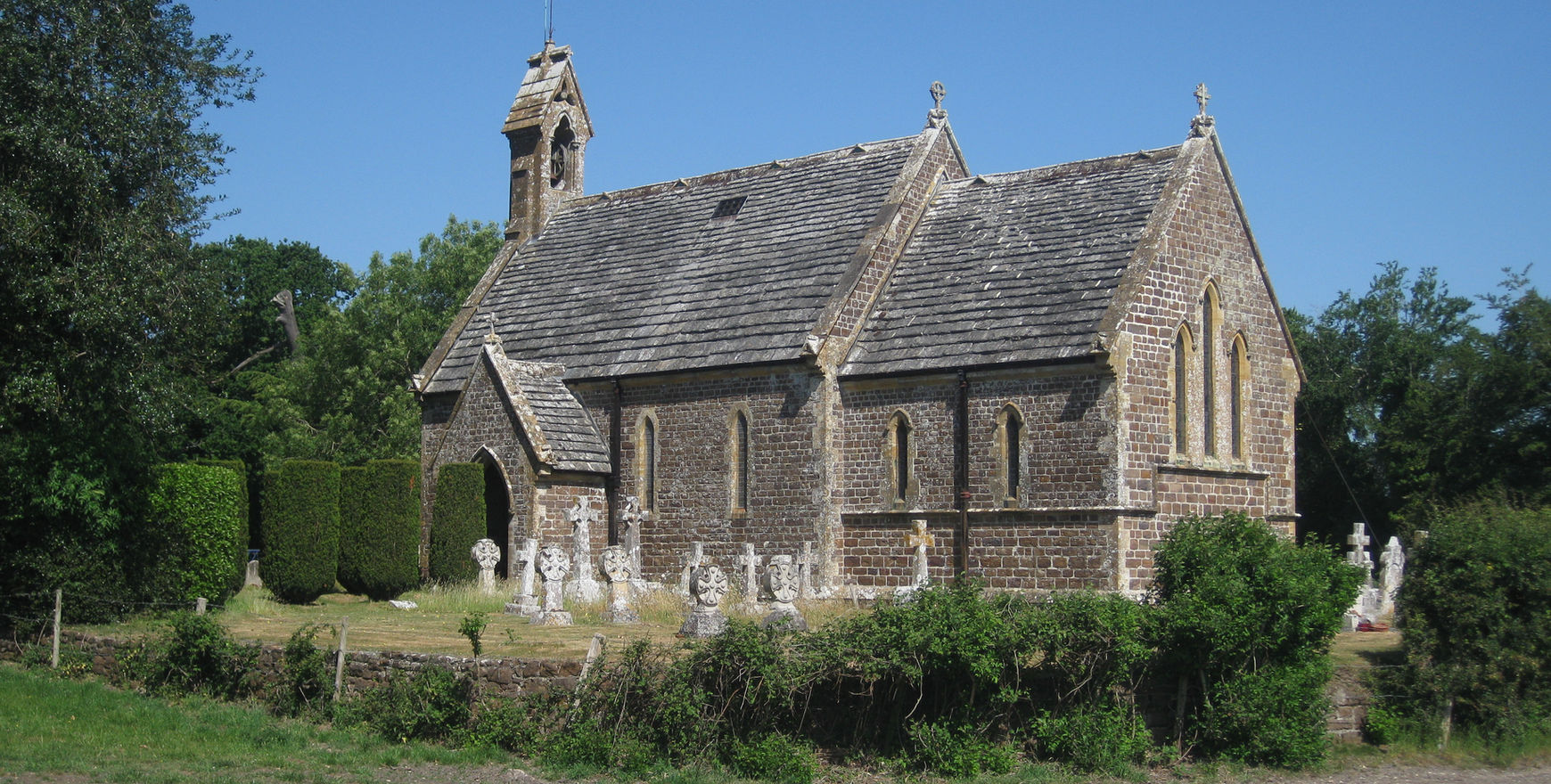 St John the Evangelist Church, East Holme