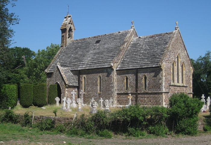 St John the Evangelist Church, East Holme