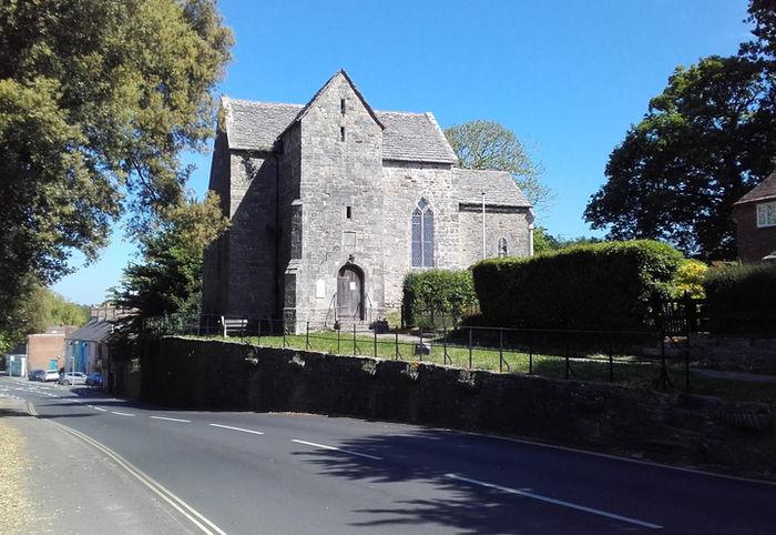 St Martin on the Walls, Wareham