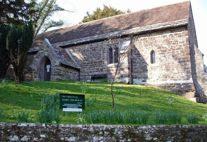 St Nicholas Church, Arne