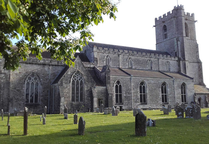 The Priory Church of Lady St Mary, Wareham
