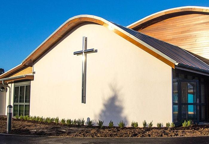 Sandford St Martin's Church