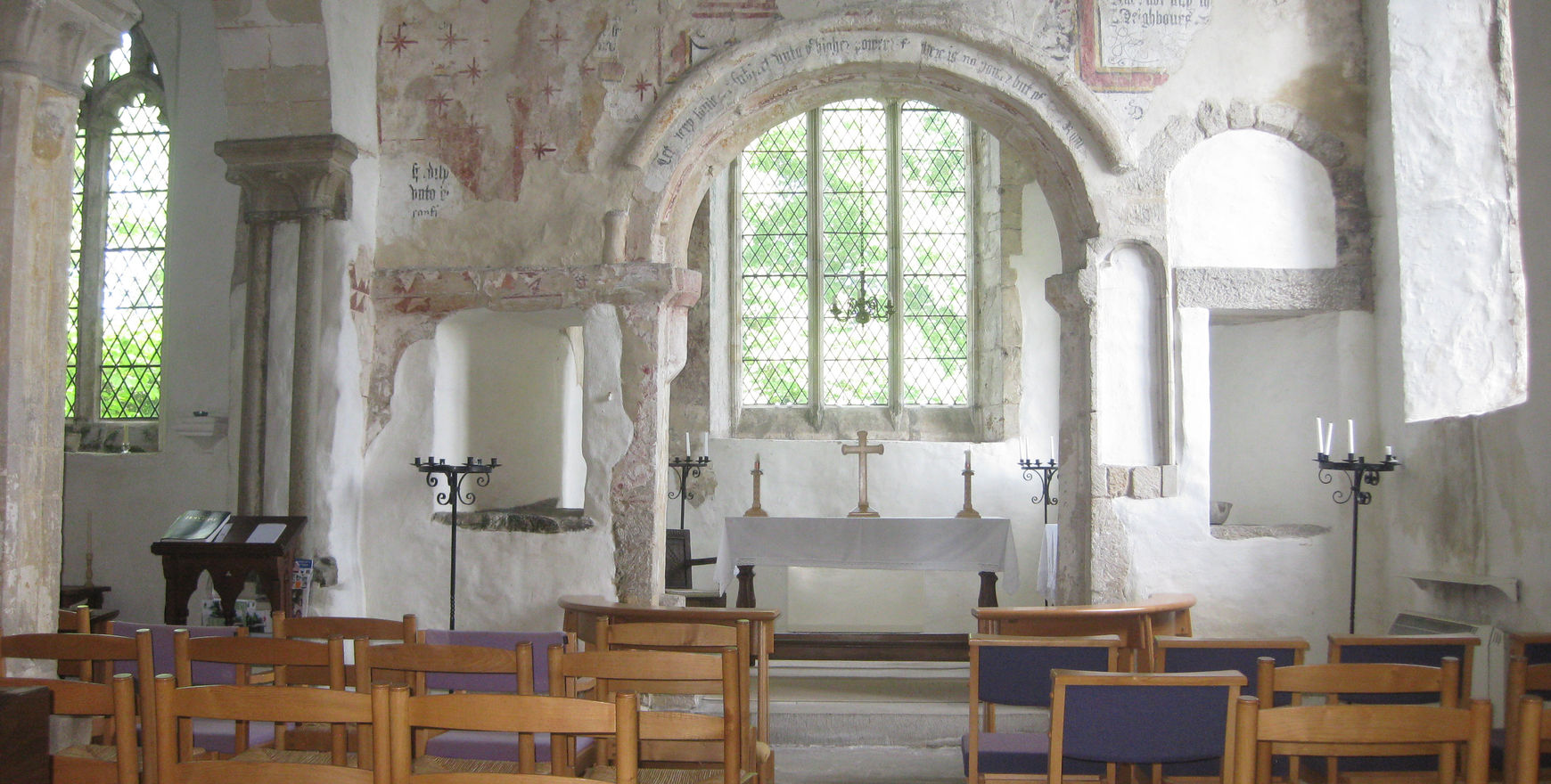 St Martin on the Walls, Wareham