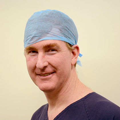 Dr Andrew Clarke   Cardiothoracic surgeon   Wallace Street Specialist Centre