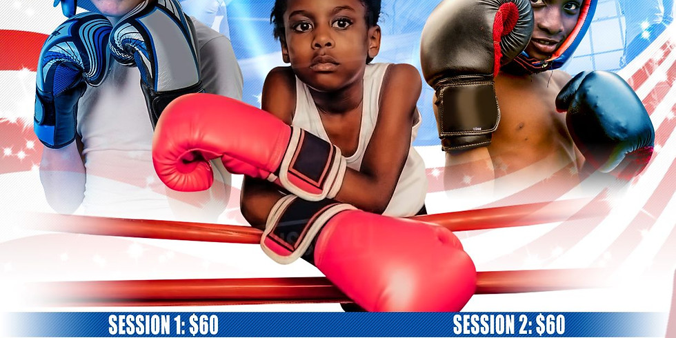 Battle Tested Kids & Youth Boxing Camp- Oakland