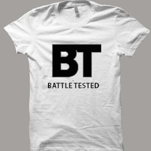 Battle Tested White Chemistry T-Shirt