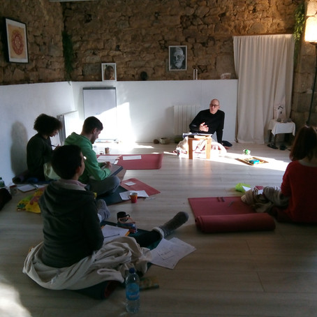 Les inscriptions pour la Formation de Professeur de Yoga 2020/2022 sont ouvertes!