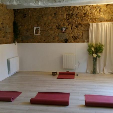 Les stages de yoga de l'ete sont en ligne!