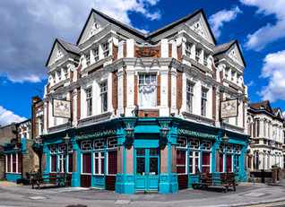 The Northcote Arms. Leyton. London
