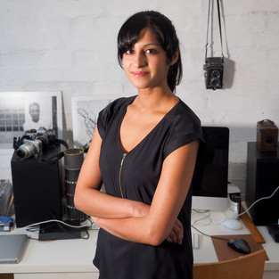 Dee Saigal. Freelance creative.