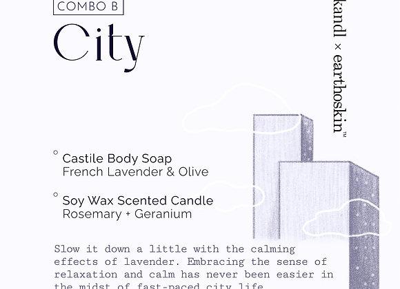Earthoskin x Kandl - Combo B: City