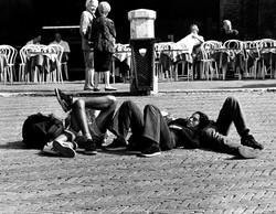 Orvieto Square .