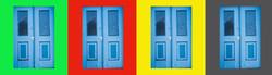 Strip of door for phone 1