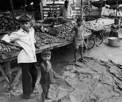 Noida Fruit Stand.