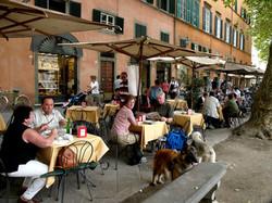 Lunch In Luca.