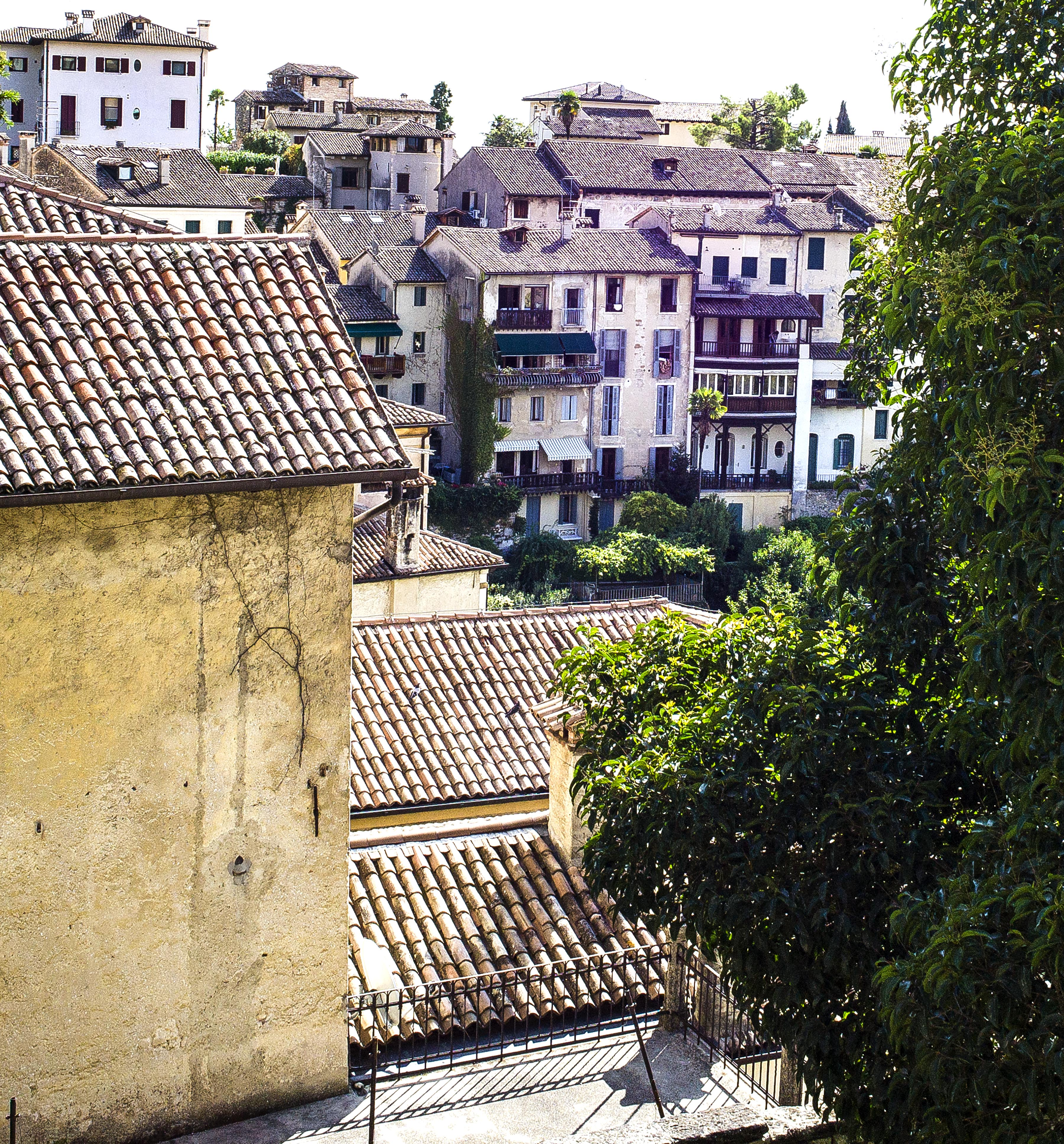 Asolo Roofs.