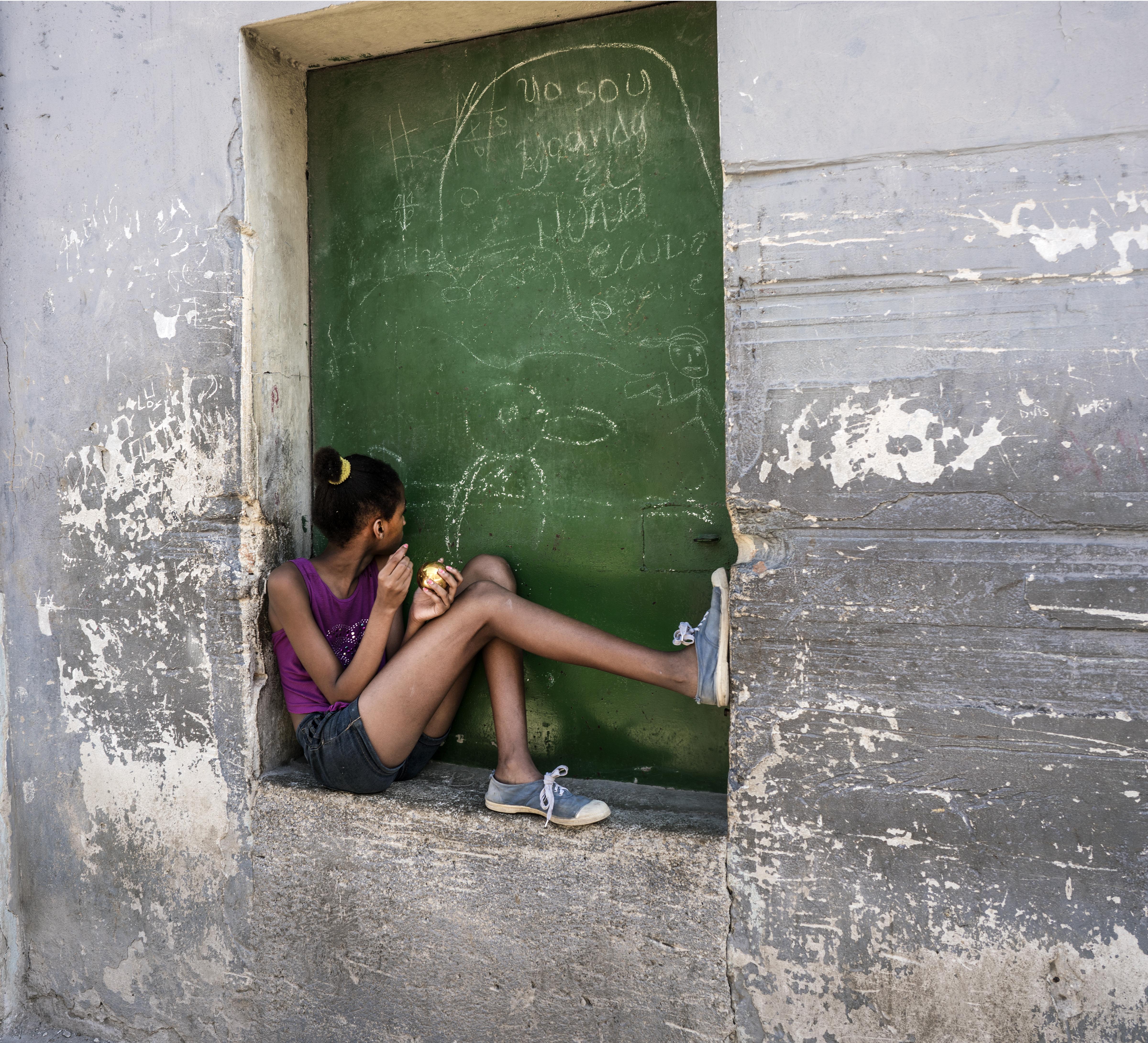 Girl in Wall copy