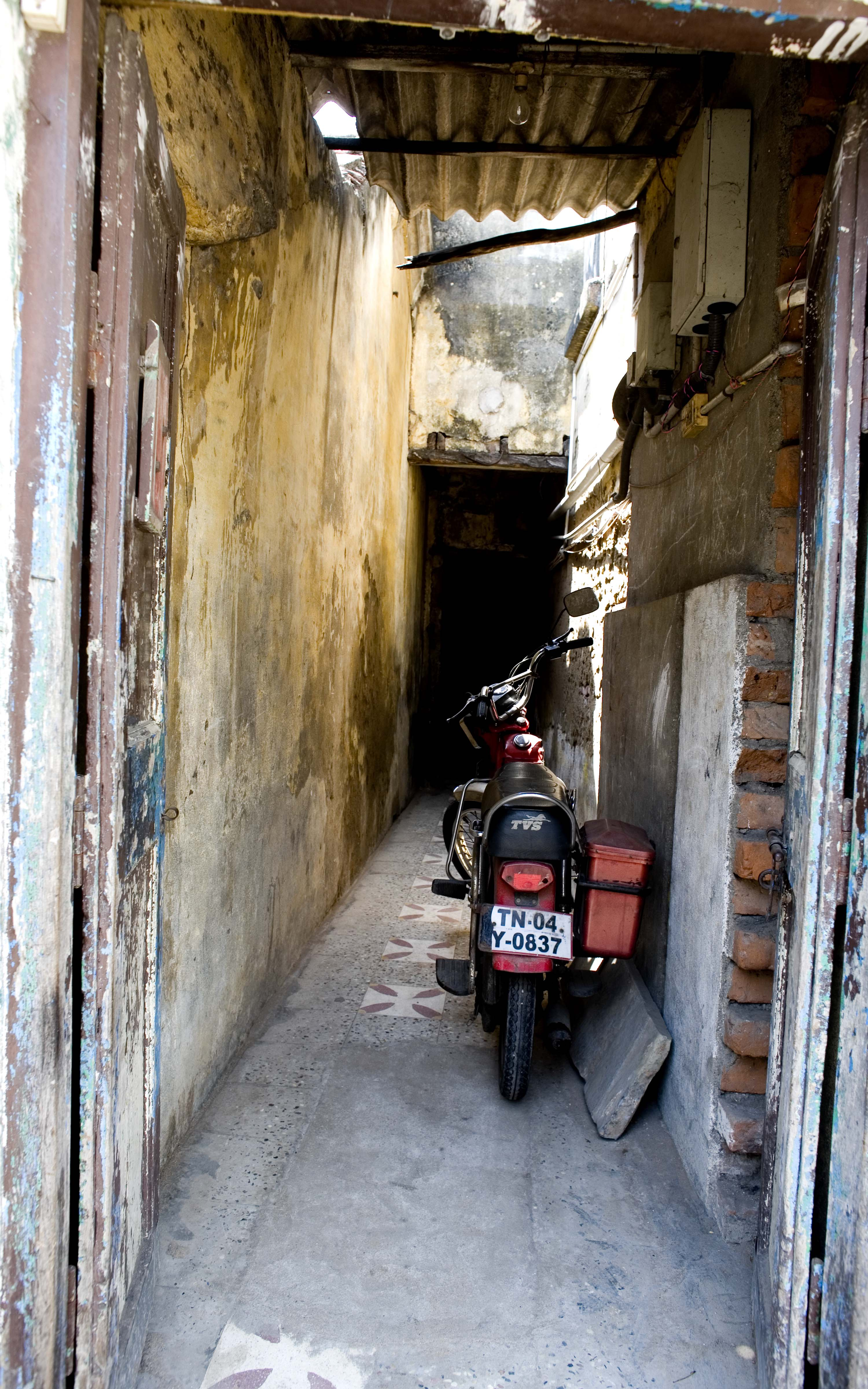 Motor Bike.