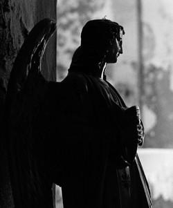 Angel In Church.