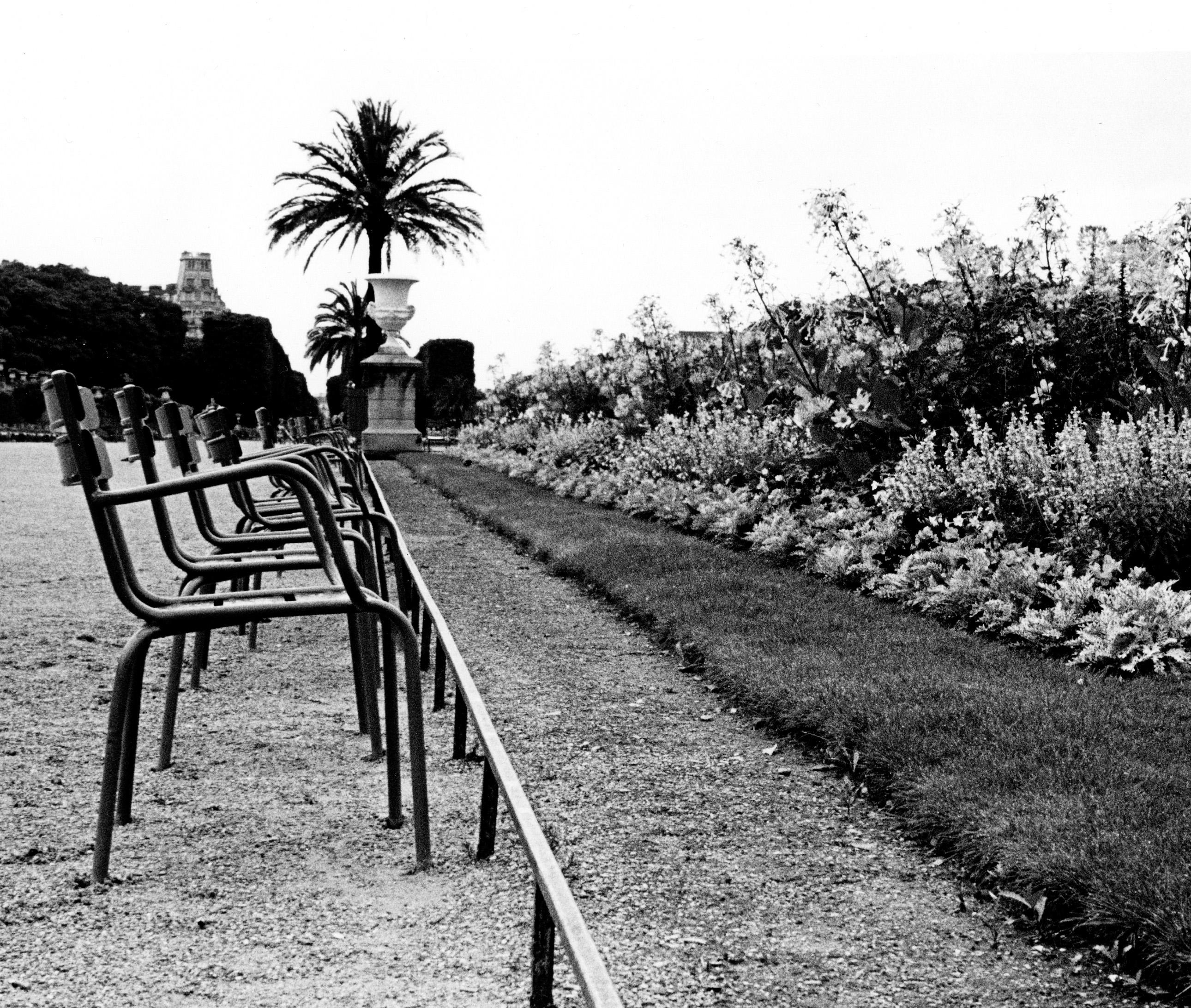 Luxemburg Gardens.