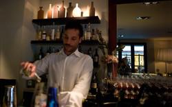 Bartender In Florence.