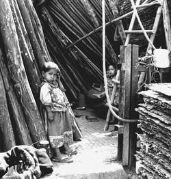 Girls In Wood Shop.