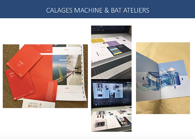 BAT machine - atelier de fabrication