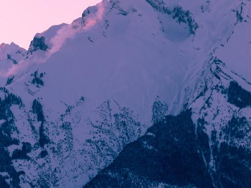 La montagne à gravir