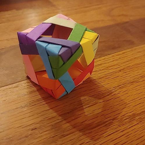 Diamond Window Cube