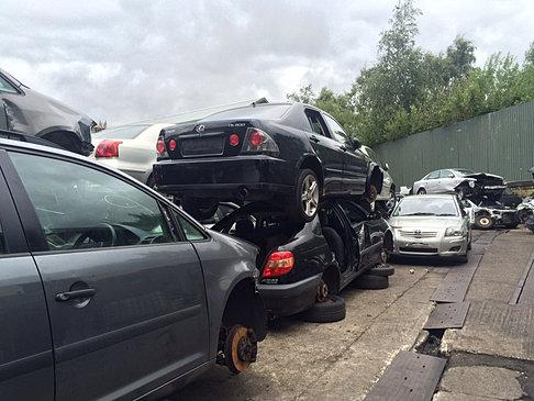 Car Breakers Ni Ford