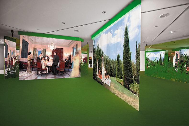 Judith Barry_Artist_Mirror-Garden_Exhibition