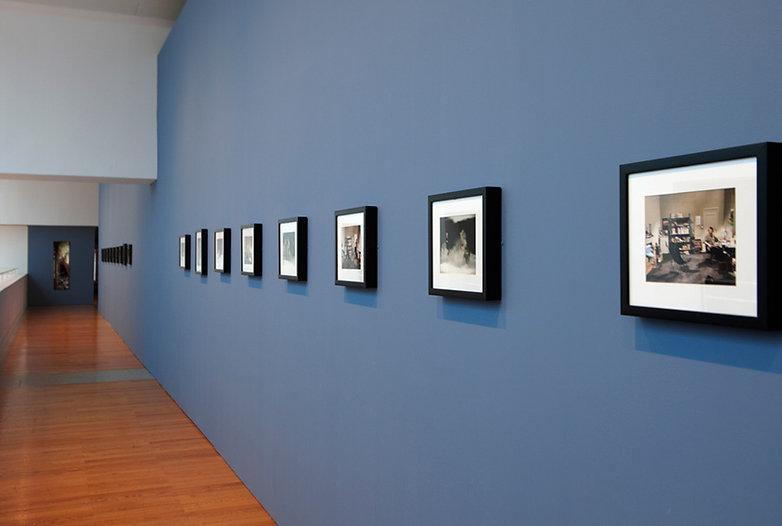 Judith Barry_Artist_Voice Off_pictures_Berardo Museum-Lisbon 2010