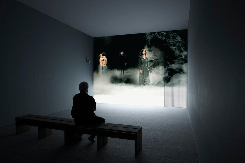Judith Barry_Artist_Voice-Off_Installation