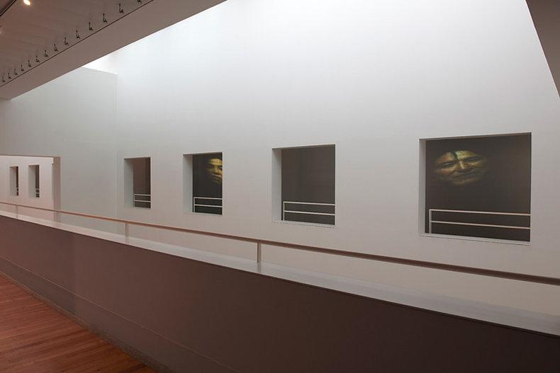 Judith Barry_Artist_pictures_Berardo Museum-Lisbon 2010